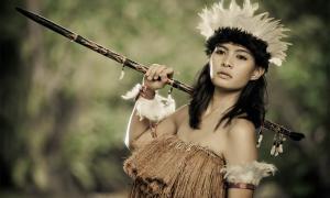 Los investigadores han encontrado restos de una cazadora de hace 9.000 años en el antiguo Perú.