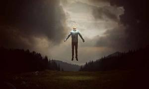 """La historia de Reynald Beck, conocida como """"La maravilla flotante"""", suena a ciencia ficción."""