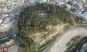 montículo Yumuktepe en Mersin, Turquía Fuente: Essizmercin.com