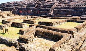 Las ruinas del Fuerte de Samaipata.