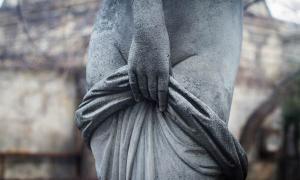 Las prostitutas del cementerio eran las más bajas en la jerarquía de prostitutas en Roma.