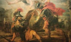 Héctor, el héroe más grande de Troy, ha sido recordado como un virtuoso guerrero troyano.