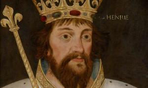 Retrato de Henry I