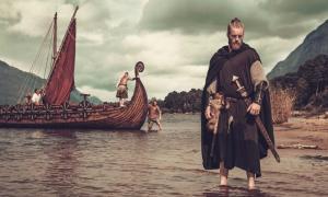 La invasión vikinga podría haber salvado a una población medieval en declive en Irlanda. Fuente: : Nejron Photo / Adobe Stock