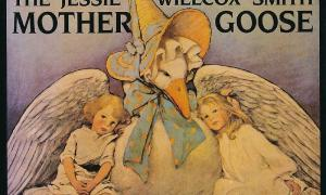 portada: La Mamá Oca de Jessie Willcox Smith (1914) (Wikimedia Commons)