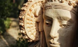 Investigar a la enigmática Dama de Elche ha revelado nuevos vínculos con una diosa india. Fuente: SoniaBonet/ Adobe stock