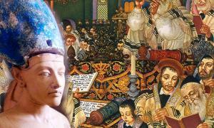 ¿Podrían los orígenes del Año Nuevo judío estar realmente en la coronación de Akhenaton?