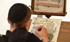 La mano trémula de Worcester fue un escriba medieval en el siglo XIII.