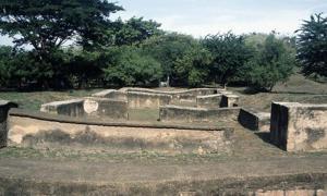 Las ruinas de León Viejo. Fuente: CC BY-SA 3.0