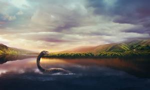El monstruo del lago Ness es un valioso atractivo turístico.