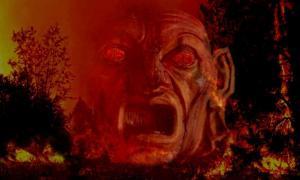 """Los demonios """"malvados"""" del mundo natural confundieron a los ancestros. (CC BY 2.0)"""