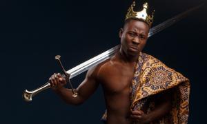 esclavo africano convertido en rey. Crédito: Max / Adobe Stock
