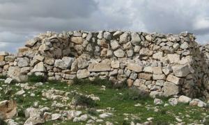 Altar del monte Ebal. Fuente: Hoshvilim / CC BY-SA 4.0