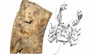 Los investigadores de la cueva de Nakovana estaban emocionados de encontrar fragmentos de marfil de un tablero del zodíaco que se conoce como el zodíaco de Nakovana.