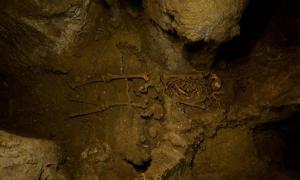 El esqueleto del 'Hombre de Loizu' de 11,700 años aún revela secretos