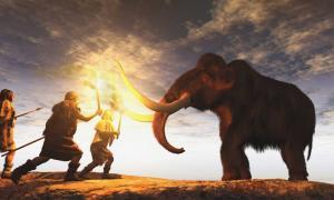 Los neandertales y los mamuts lanudos parecen haber compartido más que solo un entorno. Fuente: anibal / Adobe Stock