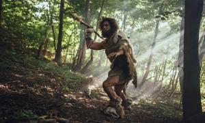 Guerrero neandertal