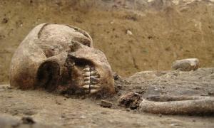 Se realizará un análisis de ADN de los restos de la mujer que vivió durante el período neolítico. Fuente: Twitter/ Robert Ide