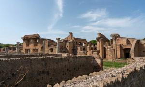 Ostia Antica, la primera colonia romana.