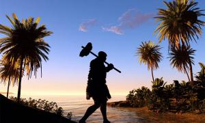 Imagen de portada: Los primeros humanos tomaron desvíos hacia entornos agradables en su ruta prehistórica a Europa