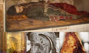 Huellas, hadas e incluso un prepucio: 10 reliquias extrañas de la historia