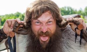 Ocho divertidos sobrenombres vikingos