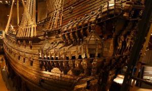 los arqueólogos submarinos descubrieron el barco de guerra sueco hundido del siglo XVII. Fuente: Gordon Milligan / CC BY 2.0