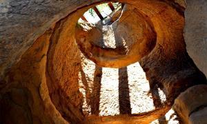 Secretos subterráneos en el templo de Sinca Veche