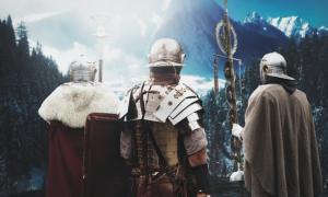 la genética romana ha revelado los orígenes ancestrales de los romanos. Fuente: serpeblu/ Adobe Stock