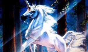 El unicornio mágico, leyenda alrededor del mundo. (Abraham Williams, Flickr / CC BY-SA 2.0)