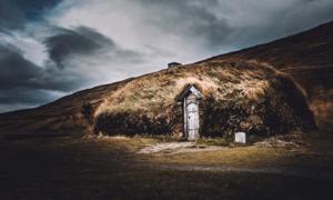 Casa Vikinga en Islandia Fuente: @elvisliivamagi / Adobe Stock