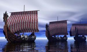 Descubrimiento del naufragio vikingo estudiado por expertos.