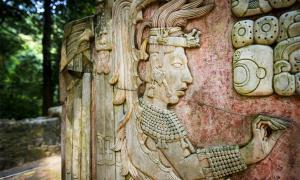 ¿Qué pasó con los mayas? Esta misteriosa civilización dominó partes de América Central durante más de 1000 años, pero luego, aparentemente cayó dramáticamente. Fuente: acciones de PeekCC / Adobe