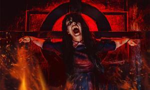 Las efigies de las brujas se queman en la Noche de las Brujas. Fuente: diter / Adobe Stock
