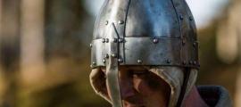 Lewis Kirkbride 1066 Battle Walk. Fuente: Lewis Kirkbride / Just Giving Page