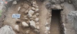 las tumbas de piedra de Saba representan las prácticas funerarias de los colonos británicos. Fuente: J Haviser / Antiquity Publications Ltd