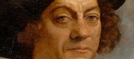 Portada - Retrato de Cristóbal Colón (Dominio público)