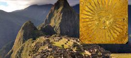 Portada - Principal: antiguo asentamiento inca de Machu Picchu (CC by SA 3.0). Detalle: Sol de oro (Public Domain)