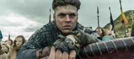 Portada - Ivar sin Huesos en la serie 'Vikingos' del Canal Historia (Canal Historia)
