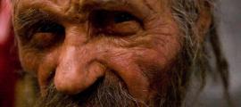 Reconstrucción del rostro de Ötzi, el Hombre de Hielo. (Simon Claessen / Flickr)