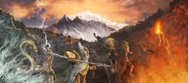 Portada - Batalla de Ragnarök. (Hobbyconsolas)