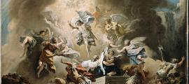 Portada - La Resurrección. (c. 1715-1716), óleo de Sebastiano Ricci (Public Domain)