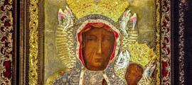 Portada - Virgen Negra de Częstochowa con corona. Fuente: CC BY-SA 3.0