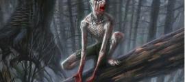 Portada-Representación artística de un Wendigo. Origen: creepypasta.wikia.com