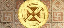 Portada - Antiguos mosaicos romanos de la Villa Romana La Olmeda (Wikipedia)
