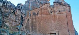 Portada - Monumento de Midas, Yazılıkaya. Fuente: Zeynel Cebeci / CC BY SA 4.0