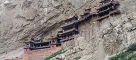 Portada-El Monasterio Colgante de China. (Wikimedia Commons)