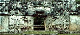 Portada - La famosa Estructura II maya de Chicanná, México. Fuente: CC BY SA 3.0