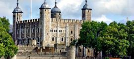 Panorámica de la Torre de Londres