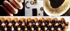 Las nanoespirales encontradas en los Montes Urales. Fuente de la imagen.